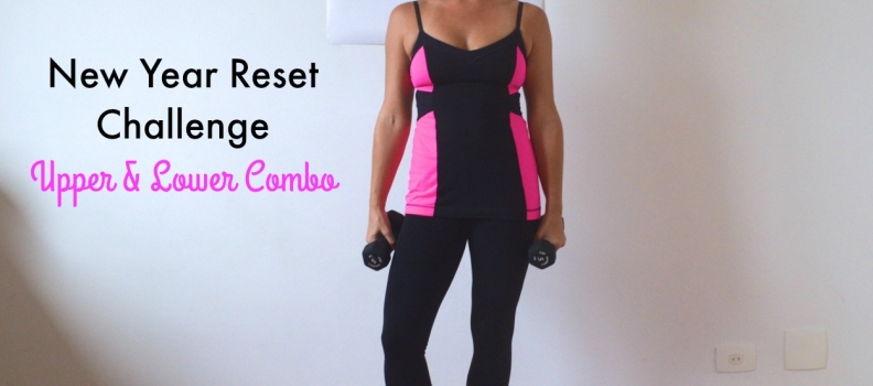 Upper & Lower Body Combo Workout