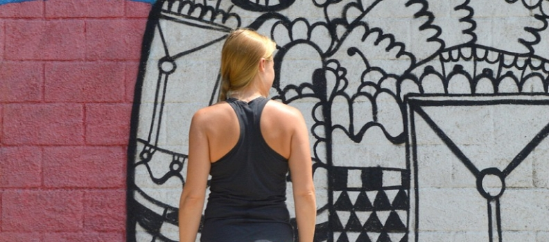 Fit Fashion Club: Graffiti Style