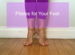 Pilates for Your Feet