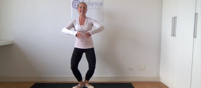 New Online Barre Videos!