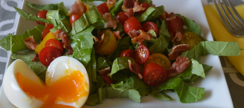 Breakfast Salad {Healthy Recipe}