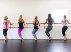 New Full-Length Barre & Pilates Videos!